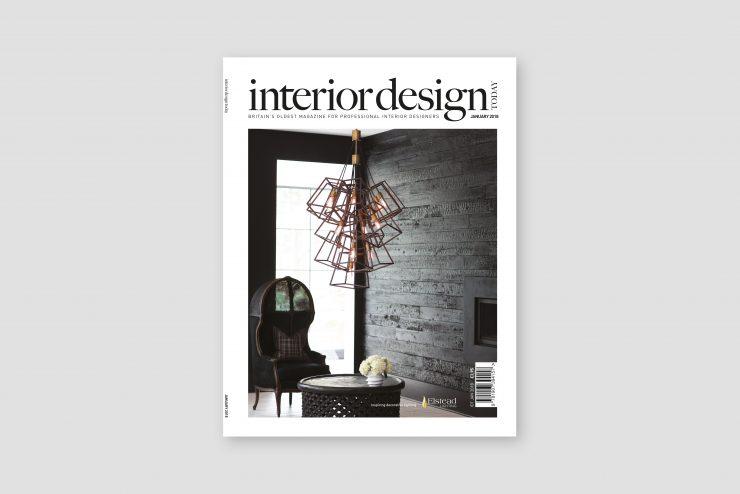 Interior Design Today, January 2018